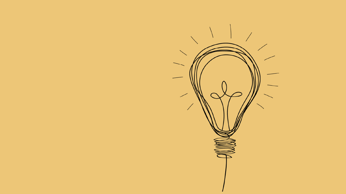 light bulb - smart move - assigning the right people